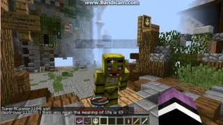 Bonnie's adventure on Minecraft Resimi