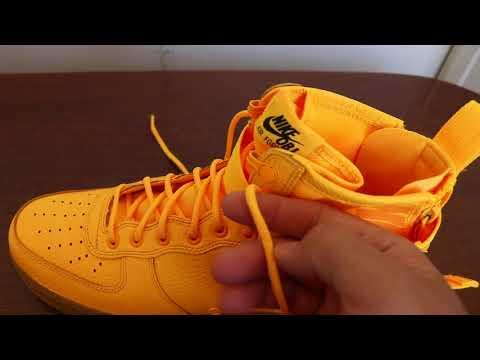 OBJ x Nike SF AF1 Mid: Sneaker Review