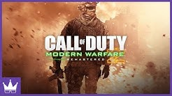 Twitch Livestream | Call Of Duty: Modern Warfare 2 Remastered Veteran Full Playthrough [Xbox One]