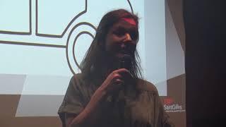 Dessine-moi une voiture volante ! | Anne-Raphaele Aubard | TEDxSaintGilles