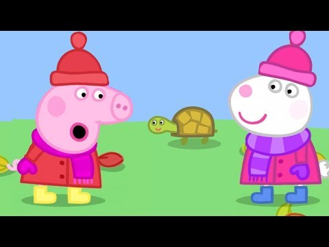 Season 5 NO Peppa Pig Full Episodes Naughty Tortoise Cartoons for Children