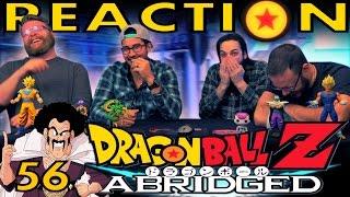 TFS DragonBall Z Abridged REACTON!! Episode 56