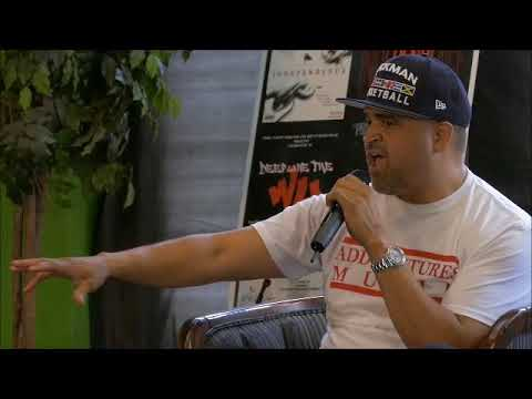 Chris Gotti speaks on Add Ventures Music, Prince, JayZ & 50Cent on Hollywood In Da Hood