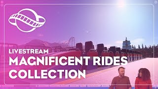 Magnificent Rides Collection Preview! w/ Sam Denney