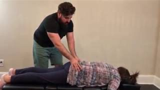 Joint PAIN and neck Stiffness INSTANTLY Relieved from Full Spine CHIROPRACTIC ADJUSTMENT