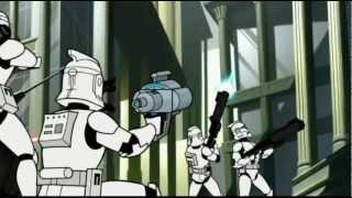 Star Wars Clone Wars (Cartoon) Vol.1 Ep1