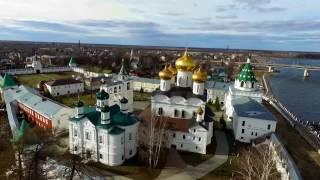 видео Костромской объединенный музей-заповедник
