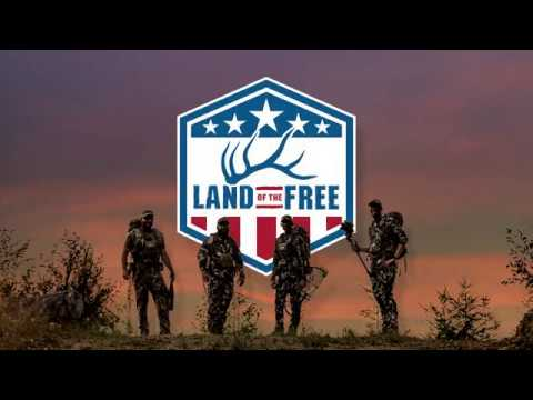 BUGLE FEST IN WYOMING ON OPENING MORNING - EP 09 - LAND OF THE FREE