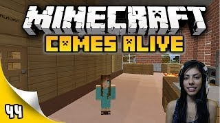 Minecraft Comes Alive - Ep 44 - Brand New Baby!