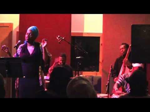 Ozara Ode' performs Nina Simone's