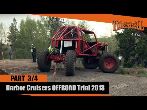 Harbor Cruisers OFFROAD Trial 2013, part 3/4