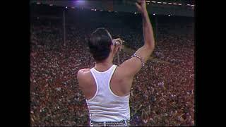 Queen - Ay-Oh - Live Aid 1985