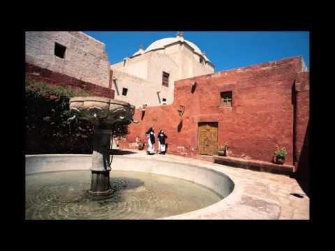 Best tourist attractions in Peru - Arequipa - Monasterio de Santa Catalina