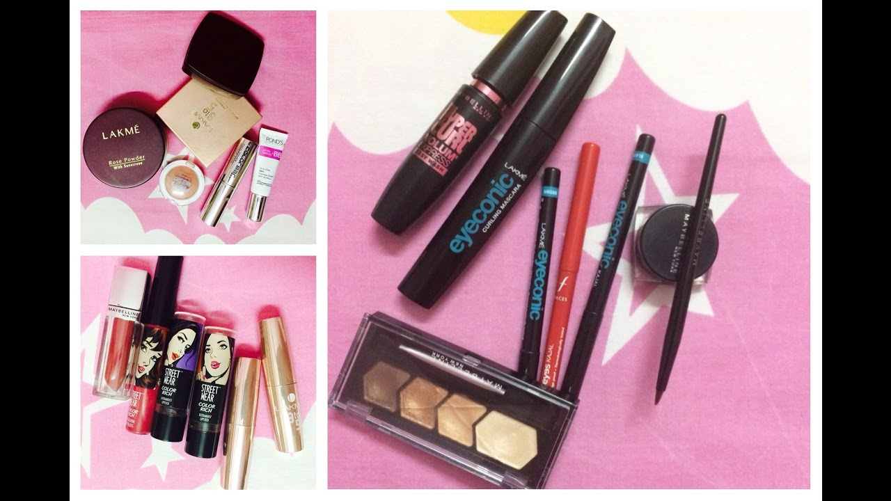 Makeup kit essentials for beginners