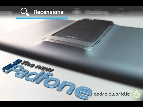 ASUS Padfone Infinity A86, la recensione