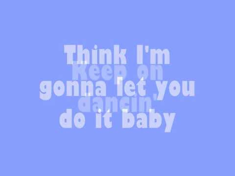 Marvin Gaye- Got To Give It Up Lyrics