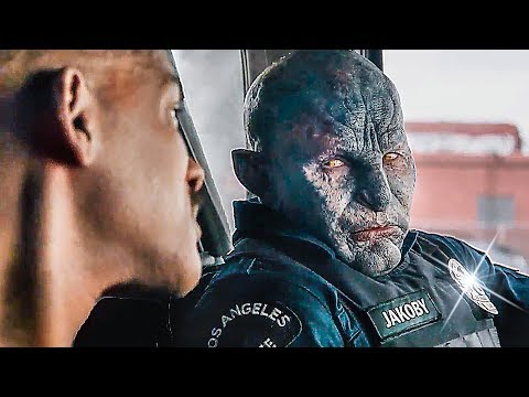 BRIGHT Bande Annonce VF Finale ★ Will Smith (Film Fantasy - 2017) streaming vf