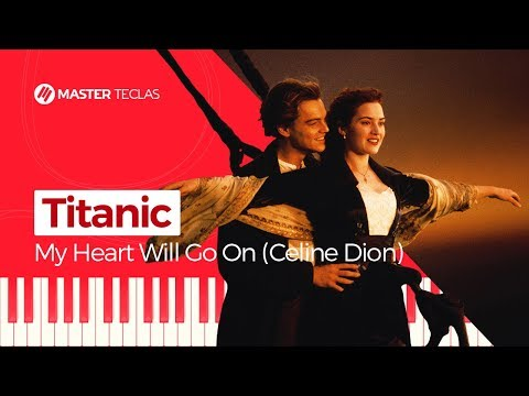 💎 Titanic - My Heart Will Go On Celine Dion  Piano Tutorial 💎