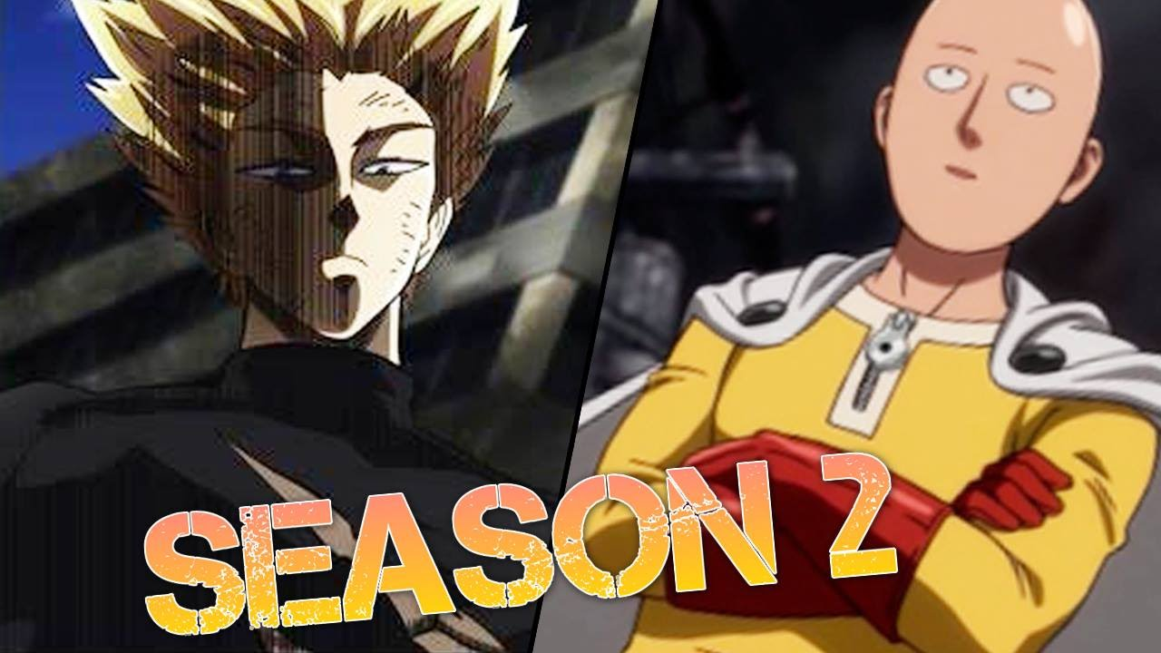 One Punch Man Season 2 Bs
