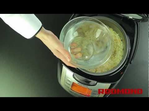 Мультиварка REDMOND RMC-M4502 Плов со свининой