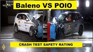 Suzuki Baleno VS Polo Crash Test Rating (#EURONCAP & #LATINNCAP)