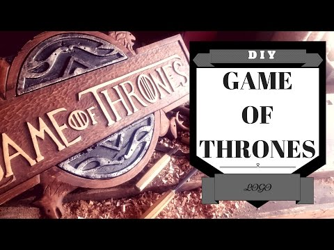 DIY Game of Thrones Logo