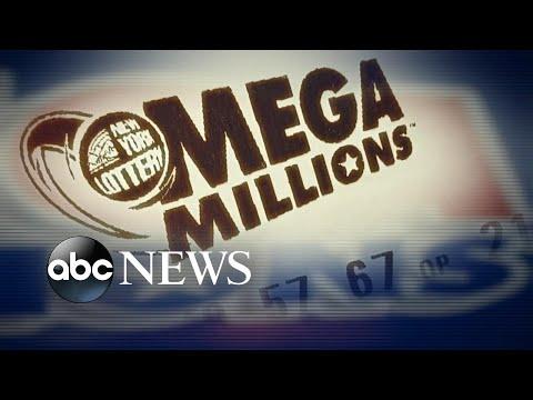 Michigan town searches for $1B lottery winner l GMA