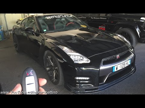 My Ride in a 1400hp Nissan GT-R!! Launch Control & Accelerations