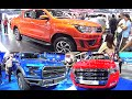 TOP SUVs 2016, 2017 Ford Raptor F150, Ranger 3,2, Toyota Hilux Revo TRD 2016, 2017 model