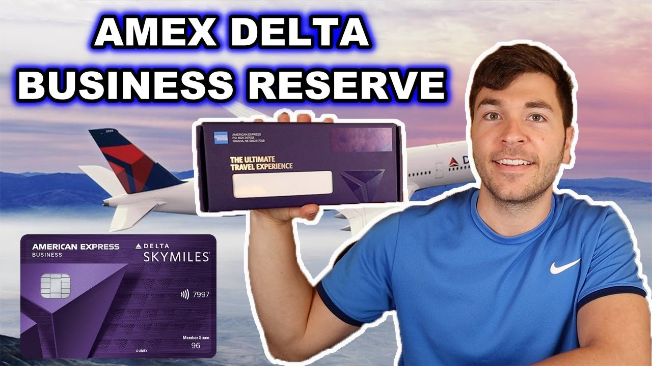 Download AMEX DELTA BUSINESS RESERVE: Unboxing + Full Review! (April 2021)