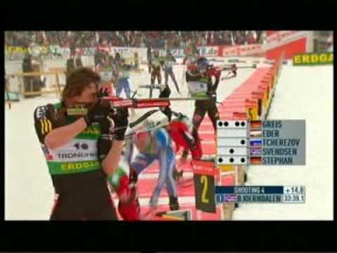 Biathlon Männer Massenstart