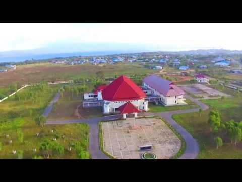 #Pulau buru, Namlea. kantor DPRD