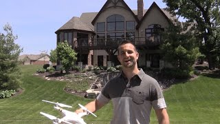 Bill K RE/MAX Drone of 8740 Overlook, Saint John, Indiana