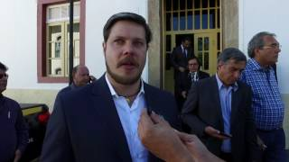 Rafael Lousa fala sobre união da base