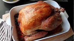 Your First Turkey! Easy Roast Turkey for Beginners for the Holidays!