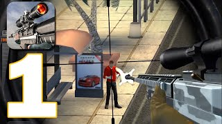 Sniper 3D Assassin: Gun Games Gameplay Walkthrough Part 1 - PRIMARY and SPEC OPS
