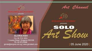 """GLORA KEH"" - SOLO ART SHOW"