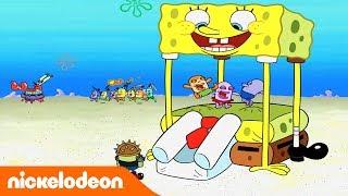 SpongeBob Schwammkopf | Kinder Party | Nickelodeon Deutschland