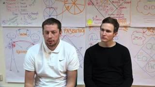 Отзыв Андрея и Дениса (Компания Smartfood)