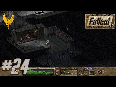 """Kan Play: Fallout 1 (Blind) - #24 """"Hidden Vault!?"""""""