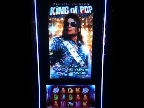 King Of Pop Slot Machine