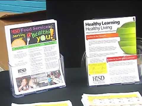 hisd-nutrition-services-health-fair