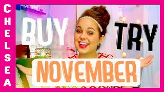 BUY and TRY | November 2014! Thumbnail