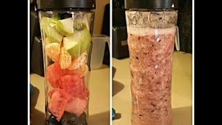 The Best Fruit Smoothie