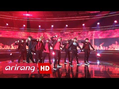 [Fancam/풀캠] Wanna One(워너원) _ Burn It Up (활활) _ Simply K-Pop _ 090117