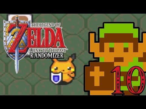 Zelda: A Link to the Past Randomizer (Retro) [10] - Heute mit Wasser