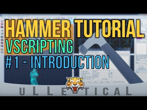CS:GO | Hammer VScript Tutorial #1 - Introduction