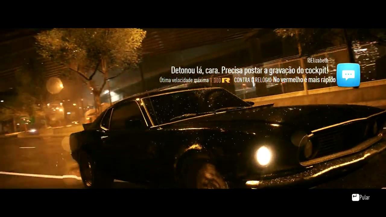 NFS2015 - AQUECENDO PRO HEAT, CLIPE SPRINT Mustang BOSS 302
