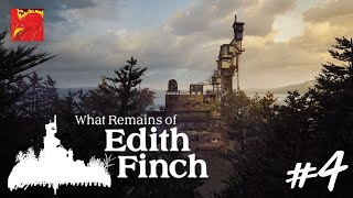 What Remains Of Edith Finch | Episode 4 | More Family Tales | Indie Gaming