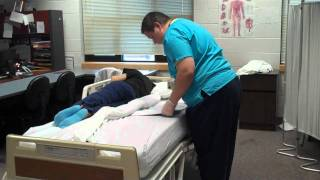 Making An Occupied Bed - Legacy Home Health Care